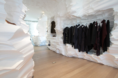 Richard Chai and Snarkitecture