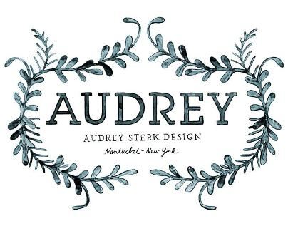 Audrey Sterk design logo