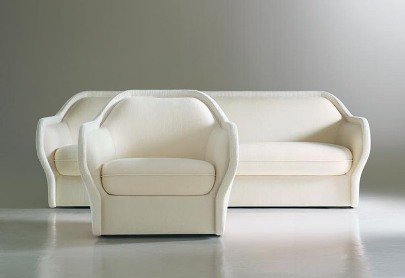Bernhardt Design Bardot sofa and chair