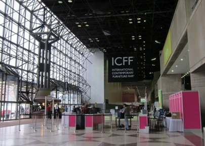 Calm before the storm: the ICFF pre-show