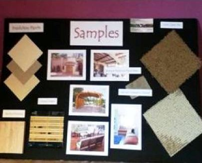 Sample Board - On Our Radar