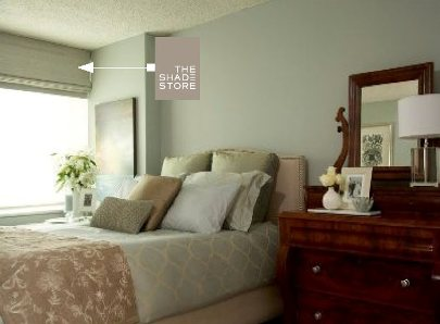 master bedroom by Patrick James Hamilton Designs. We think it's great design