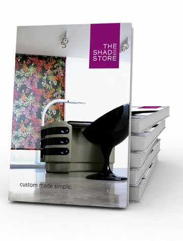 image of the shade store catalog