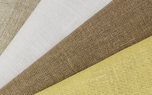 Order Samples of Linen Fabric, it's LINensanity