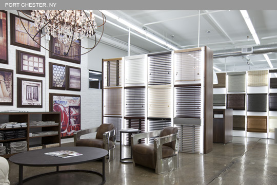 The Shade Store Westchester Showroom