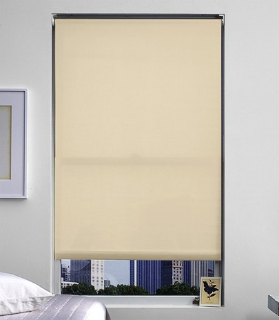 Blackout Roller Shades by The Shade Store