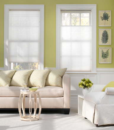Cellular Shades | Light-Filtering | Ivory