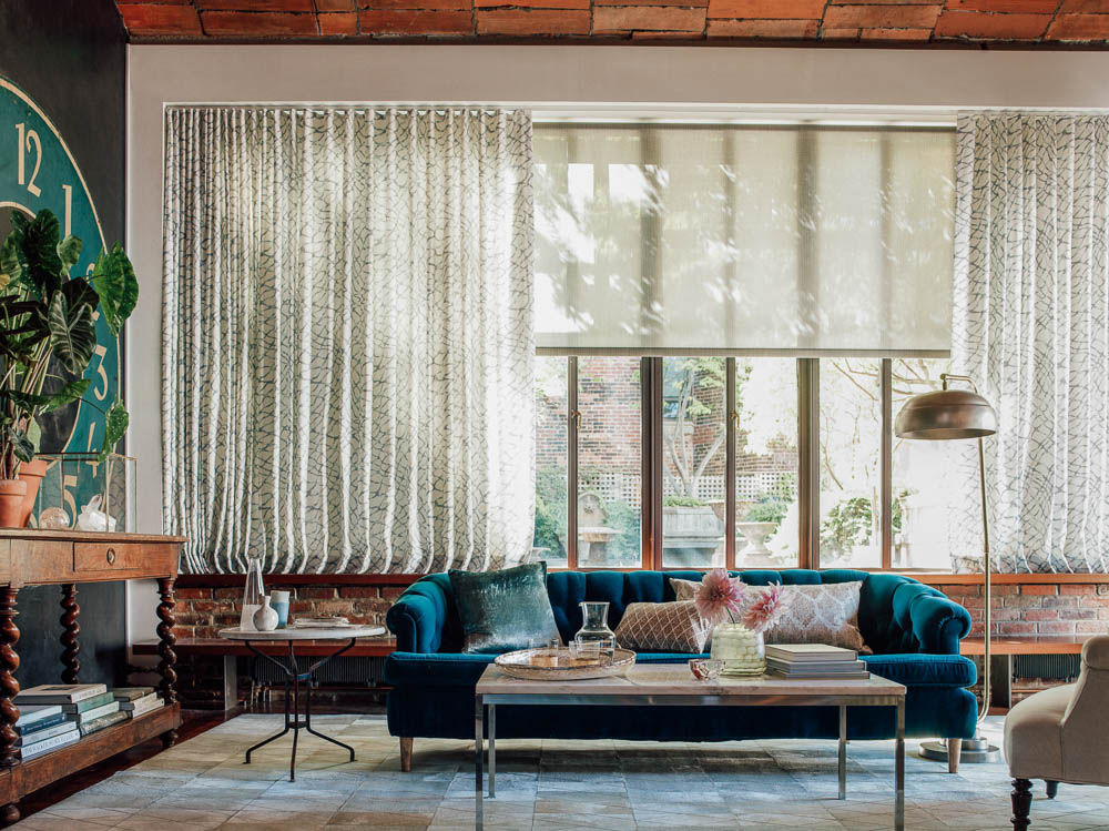 5 Ideas for Living Room Windows - The Shade Store
