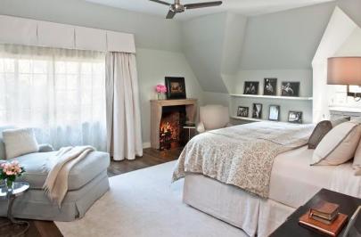 Bedroom by Rozalynn Woods.