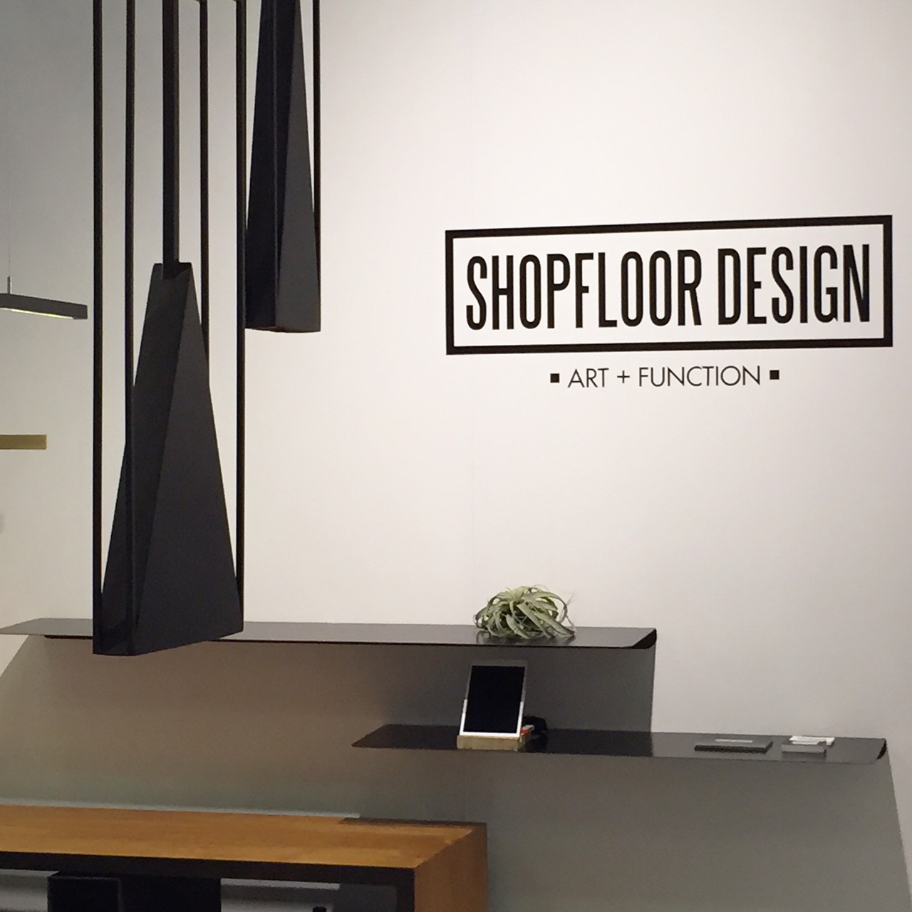 ShopFloor Design at WestEdge 2015