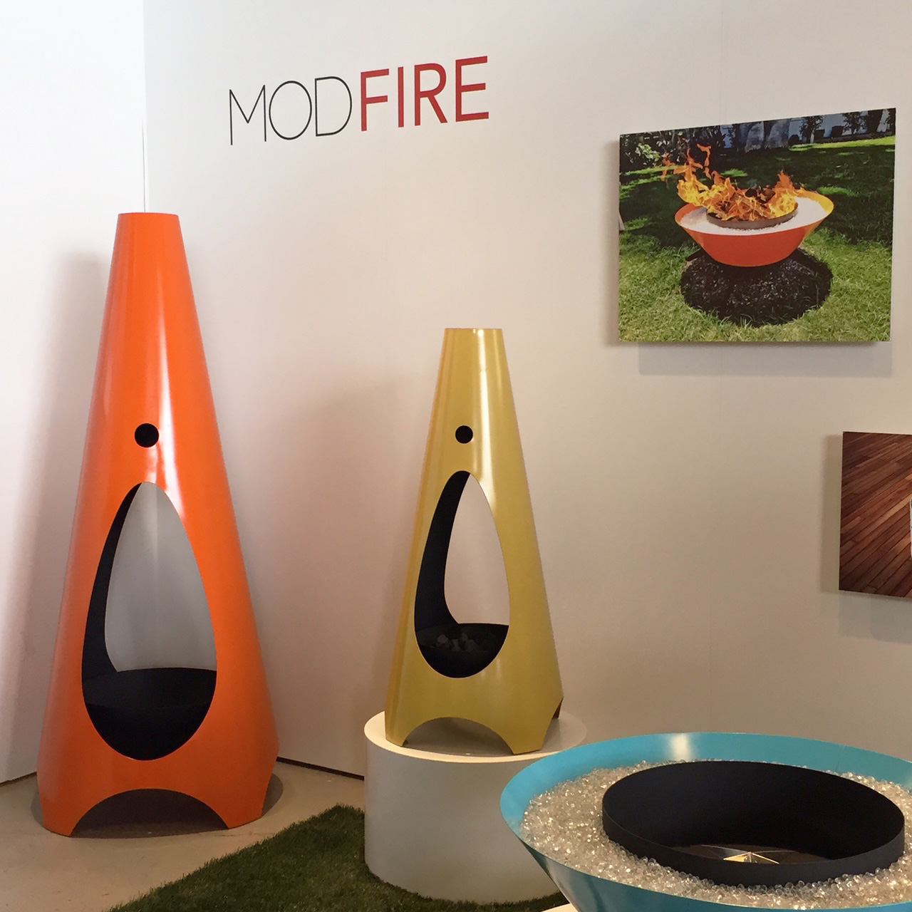 Modfire at WestEdge 2015