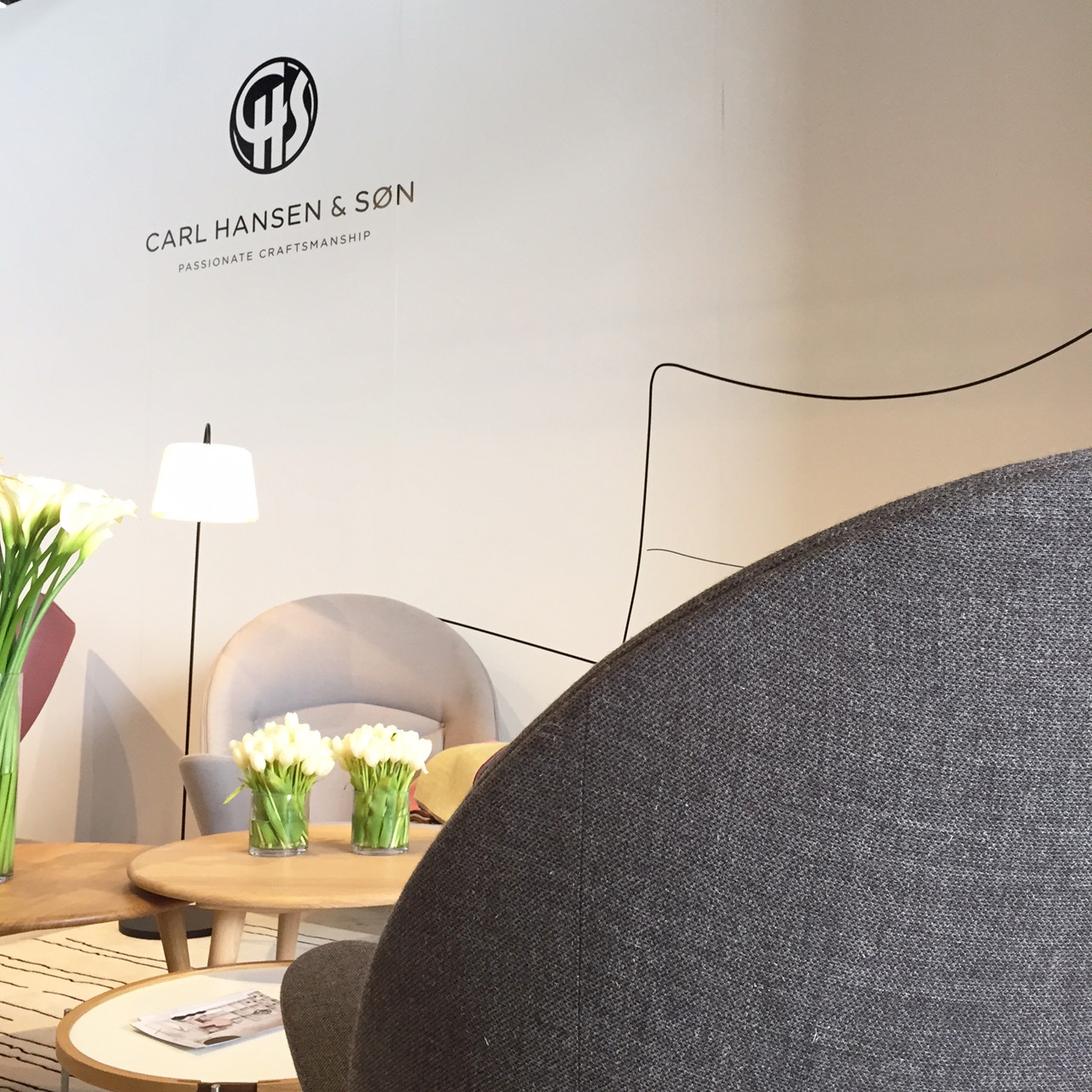 Carl Hansen & Son at WestEdge 2015