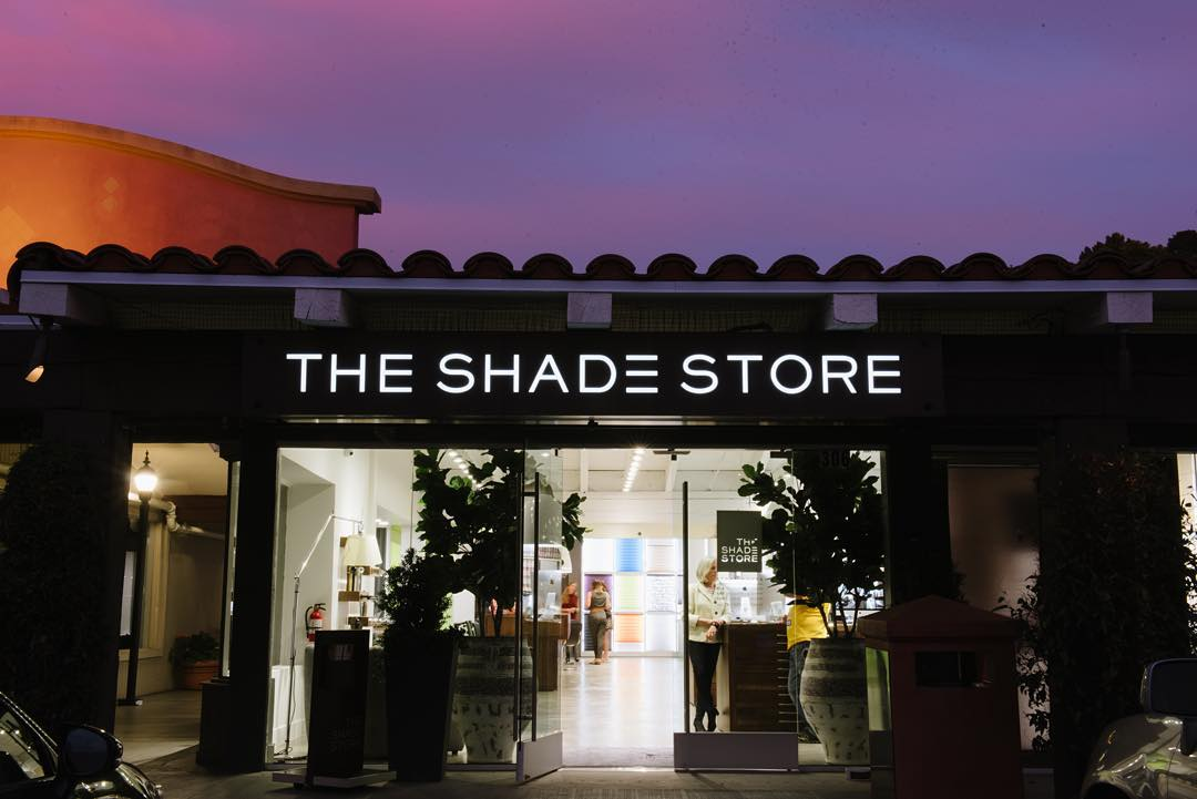 The Shade Store Showroom in Mill Valley - Design in Mill Valley