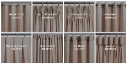 custom made drapes