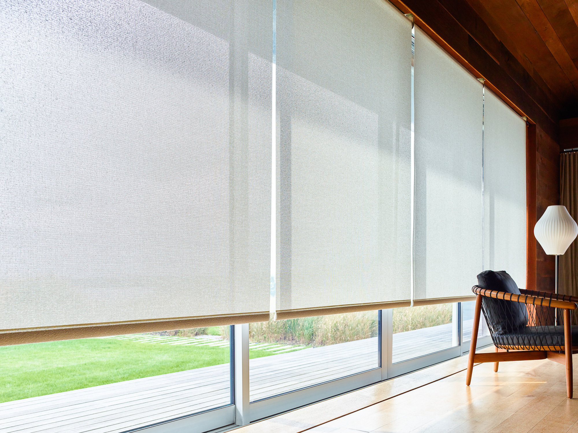 Window Treatments For Sliding Glass Patio Doors The Shade Store