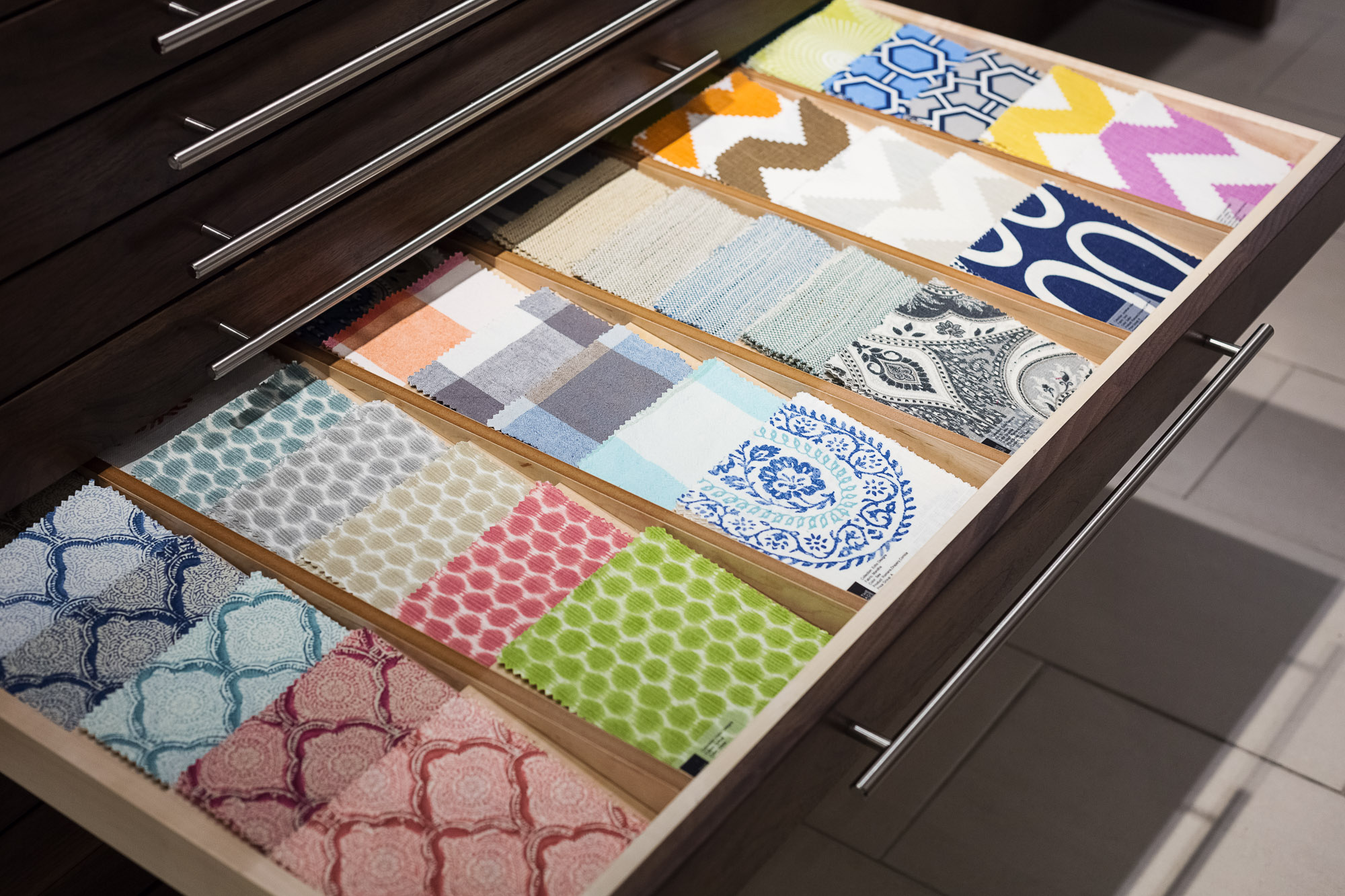 the shade store kravet swatch drawer