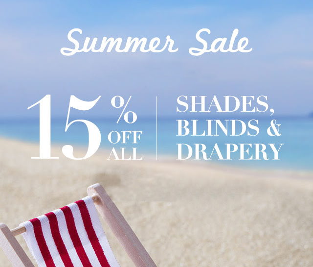 summer sale the shade store