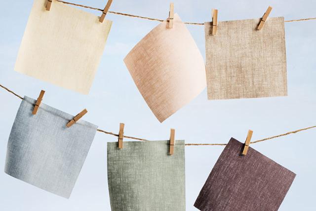 A Year Round Staple: Linen Shades