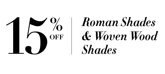 roman shades sale the shade store