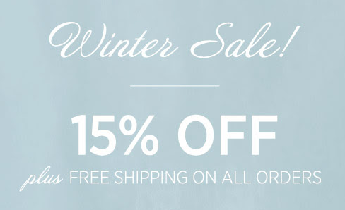 winter sale the shade store