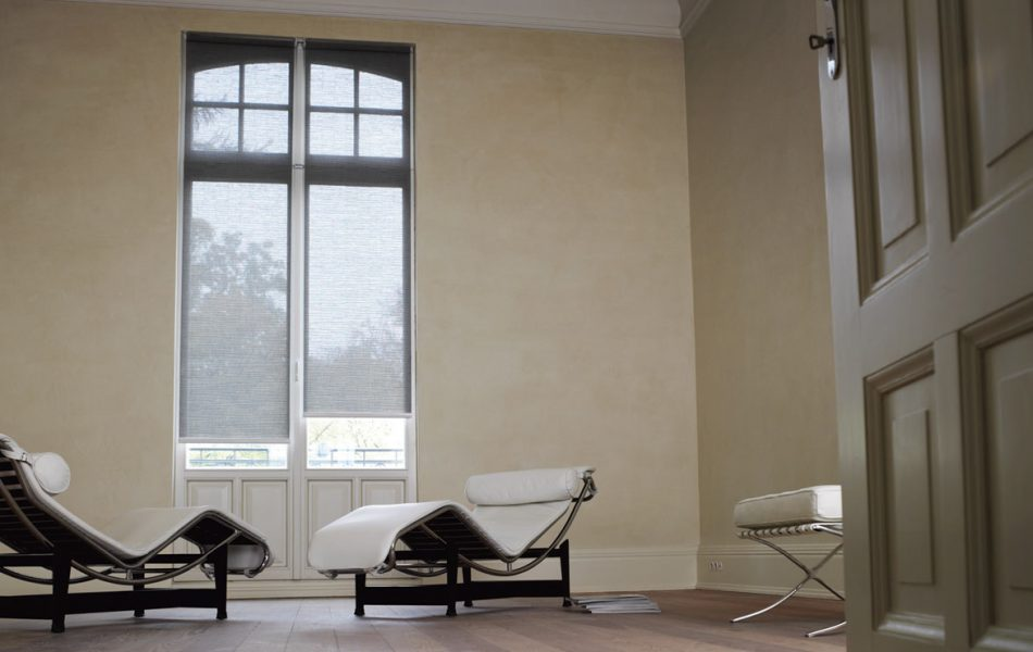 Charming Options for Narrow Window Treatments