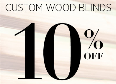 wood blinds sale the shade store