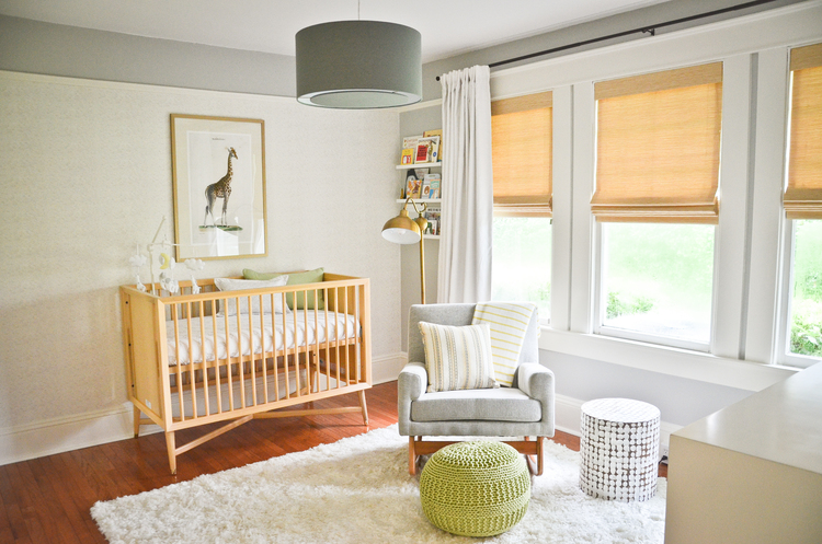 Kids Window Treatments Woven Wood Shades The Shade