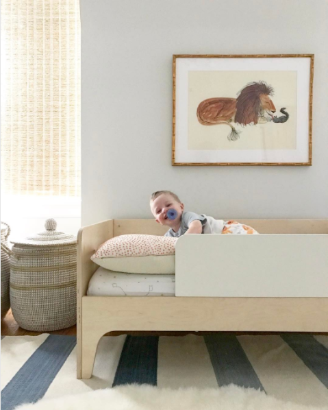 woven wood shades toddler room lindsey h frank