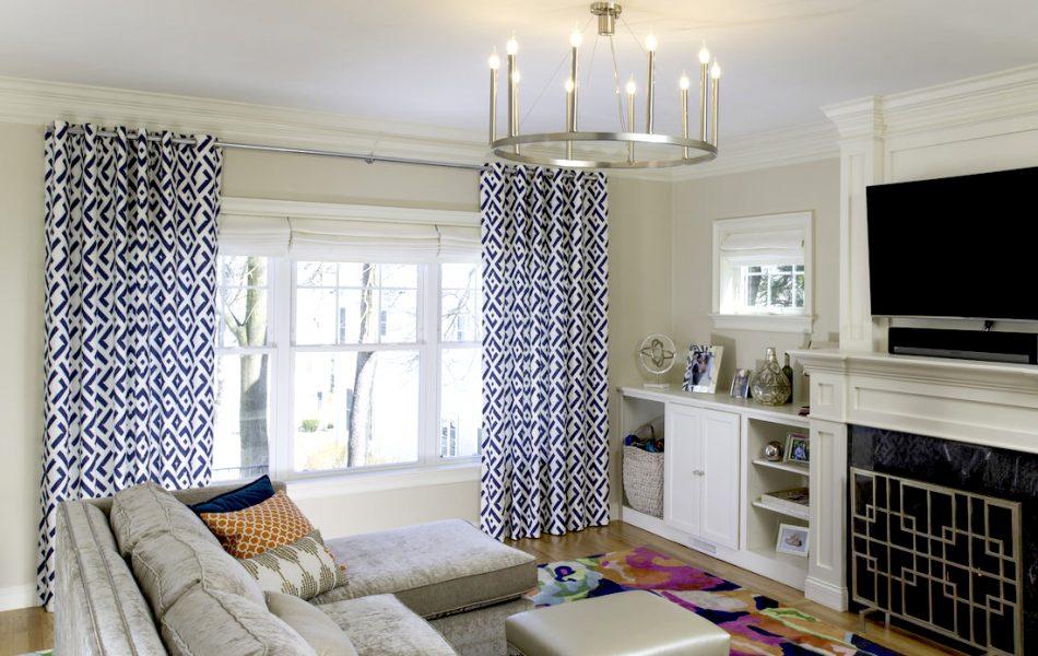 Living Room Curtain Ideas