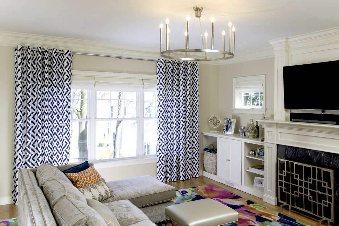 living room curtain ideas the shade store kate eckstein