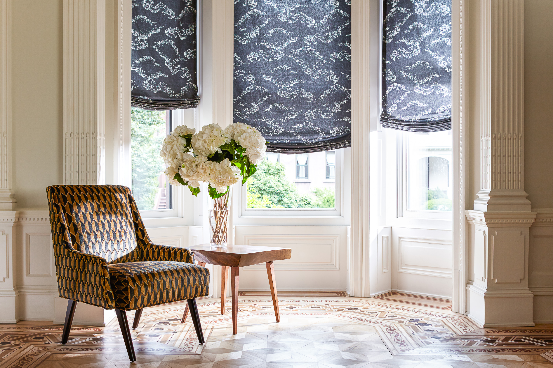 energy efficient window treatments roman shades