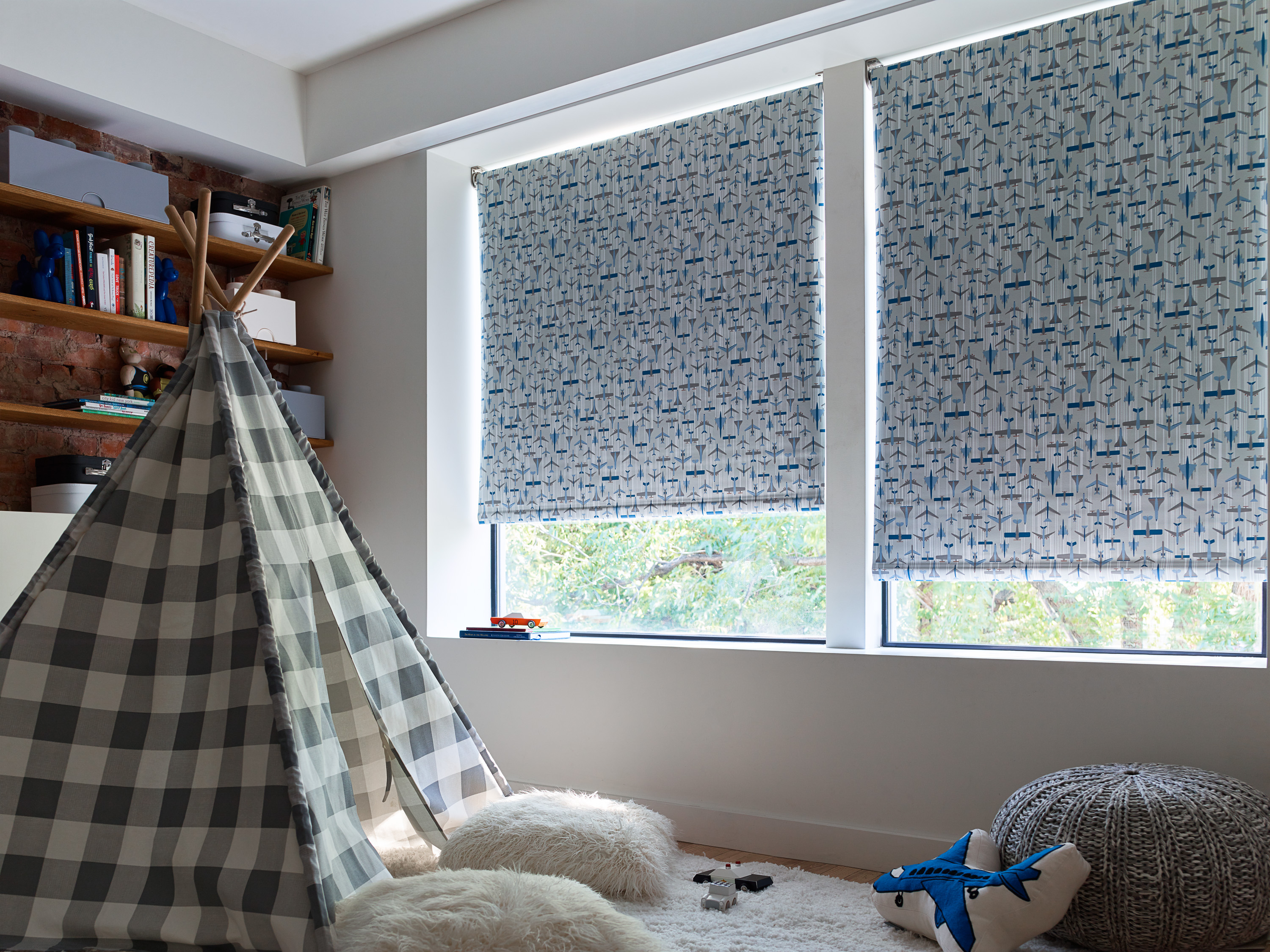 The Shade Kids Collection Boys Room