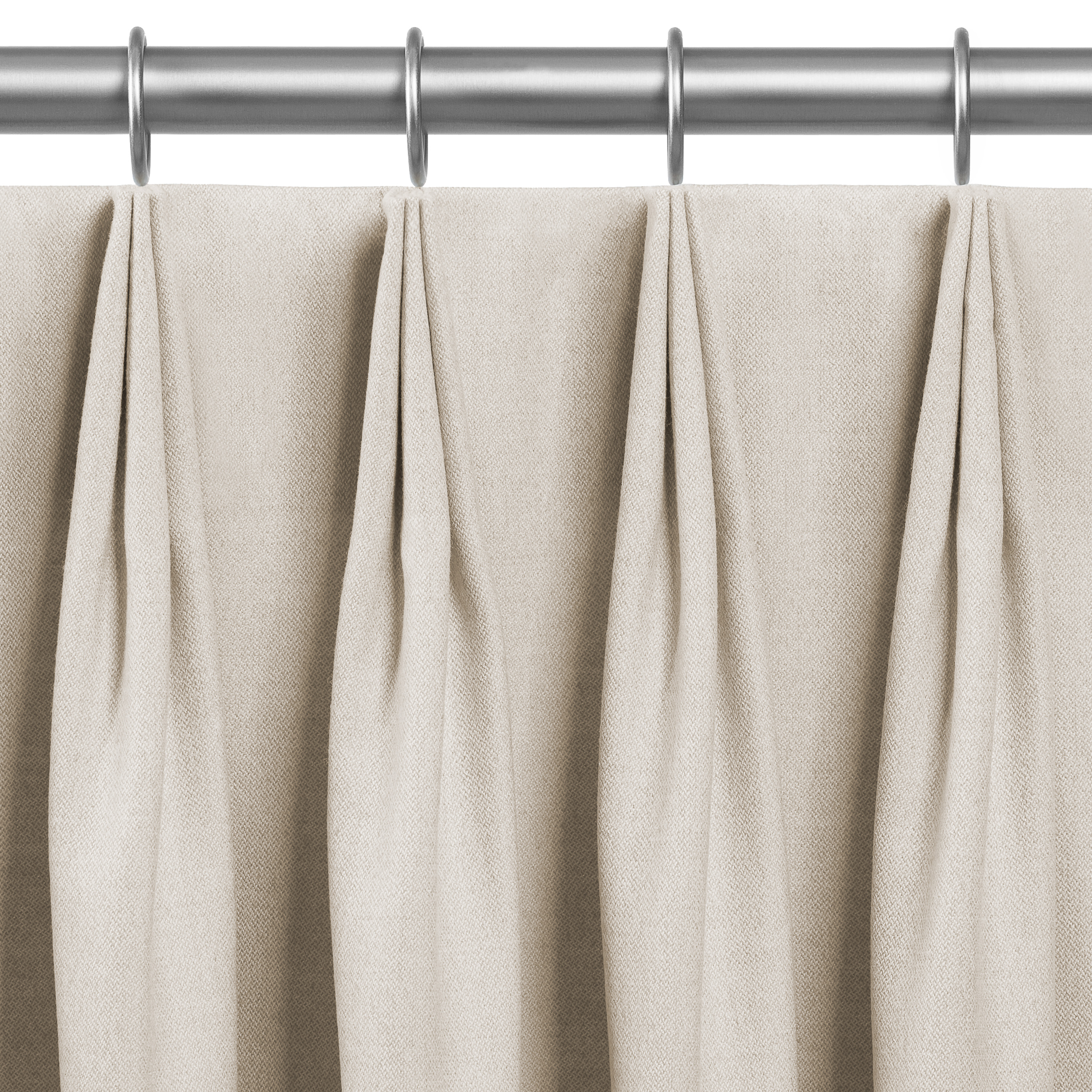 Pinch pleat drapes archives the shade store for Different styles of drapes