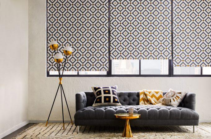 window treatment trends 2018 bold patterns