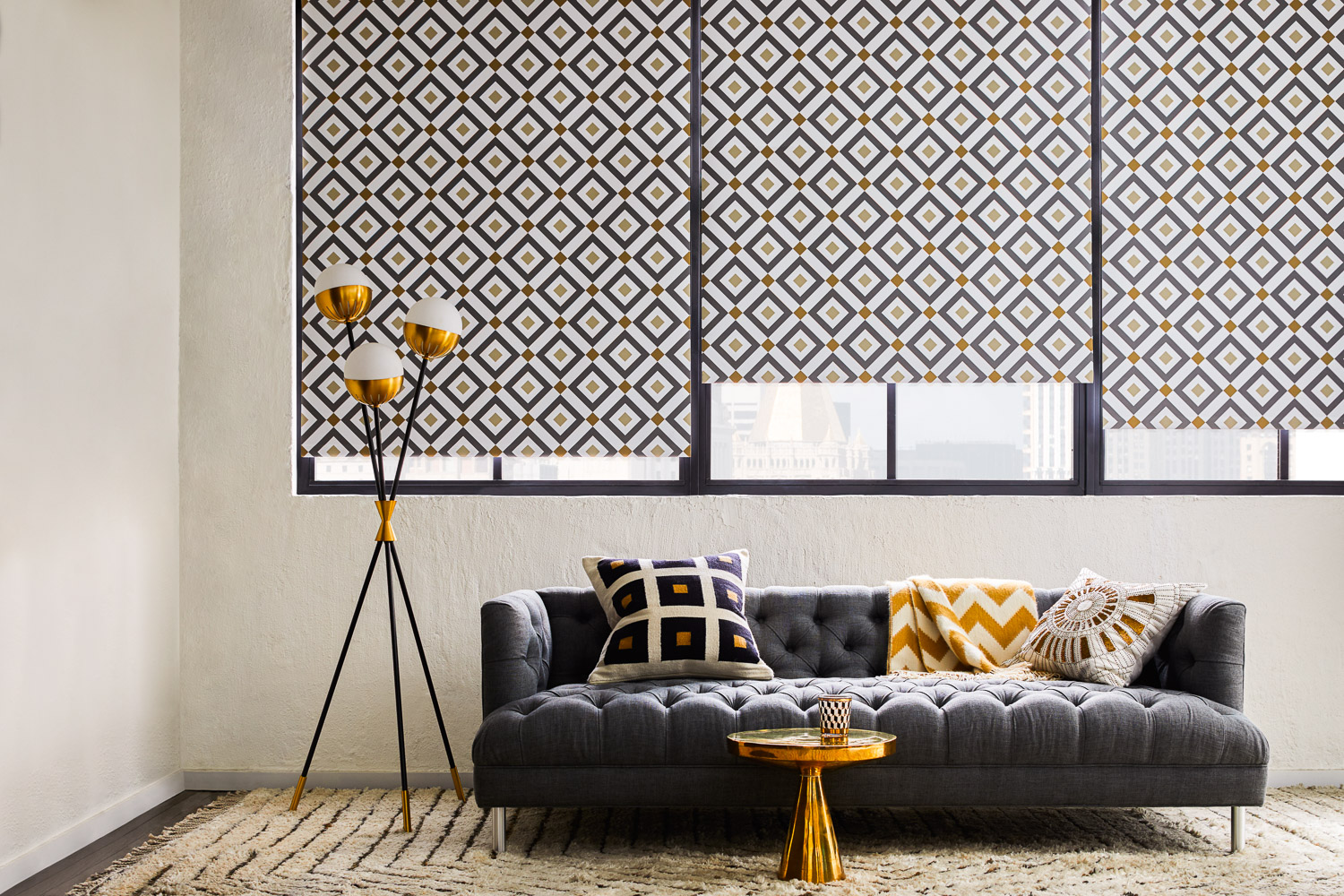 window treatment trends 2018 bold patterns