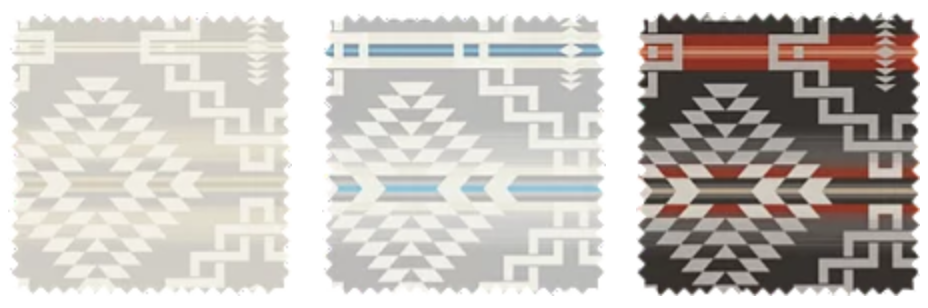Pendleton Zapotec Swatches
