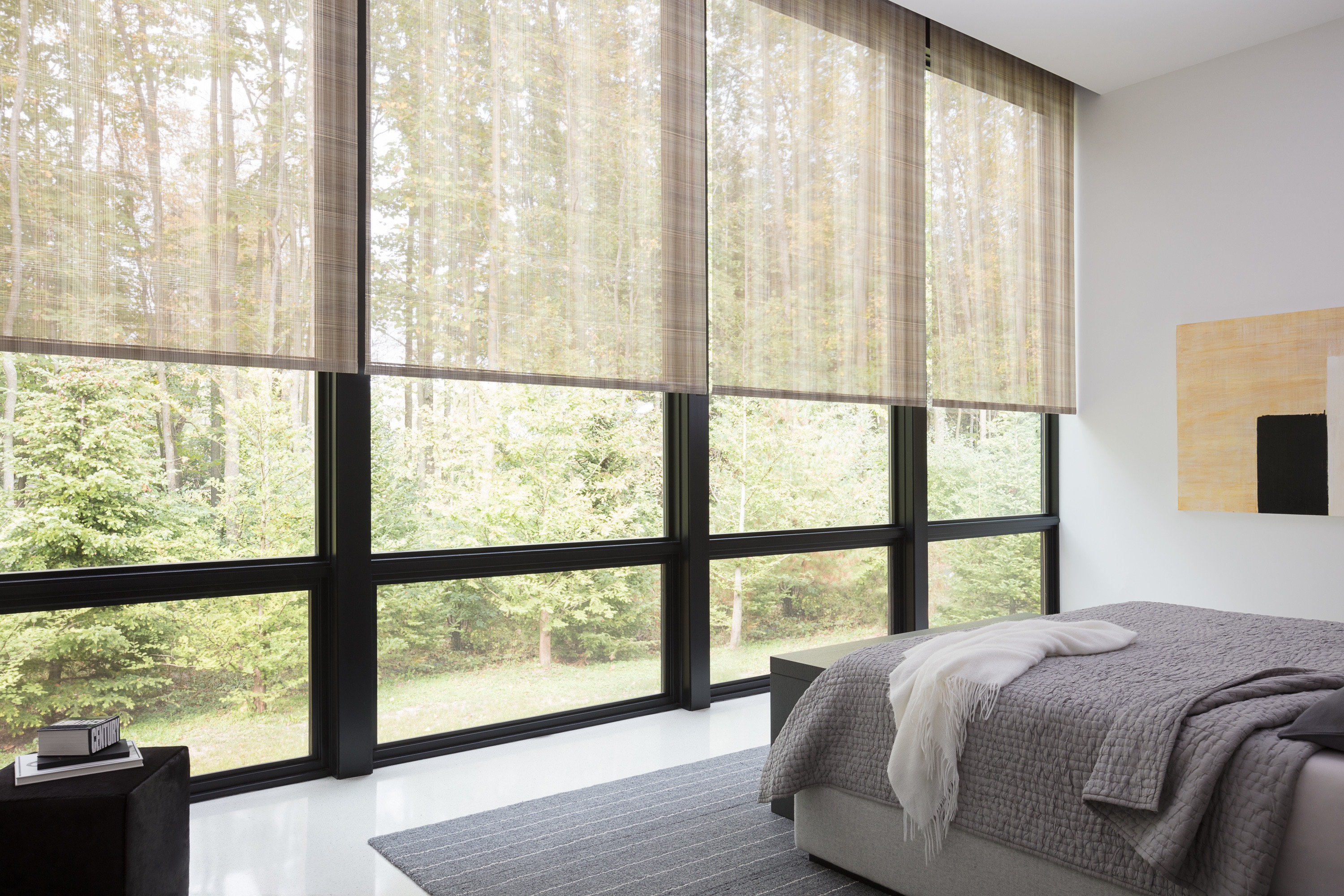 Chilewich Roller Shades