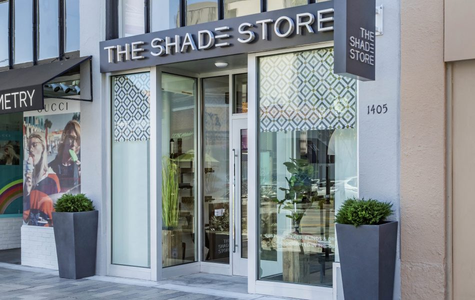 Now Open: The Shade Store's Burlingame Showroom