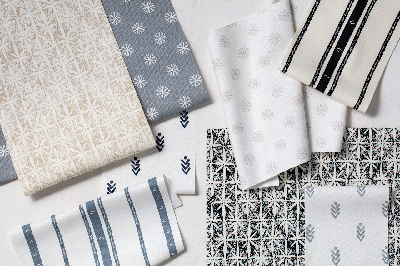 Nate Berkus Fabric Swatches