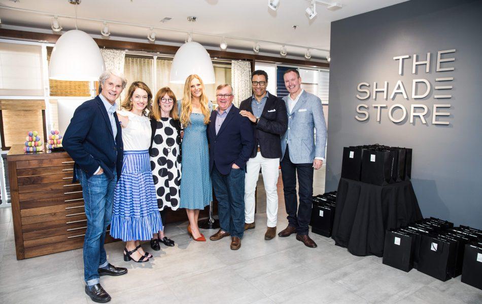 The Shade Store Welcomes Veranda's Steele Marcoux to the Washington D.C. Market